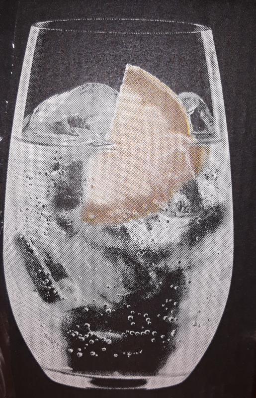 Luigi Bormioli Palace Hydrosommelier TONIC üdítős pohár, 44,5 cl, 6 db,198212