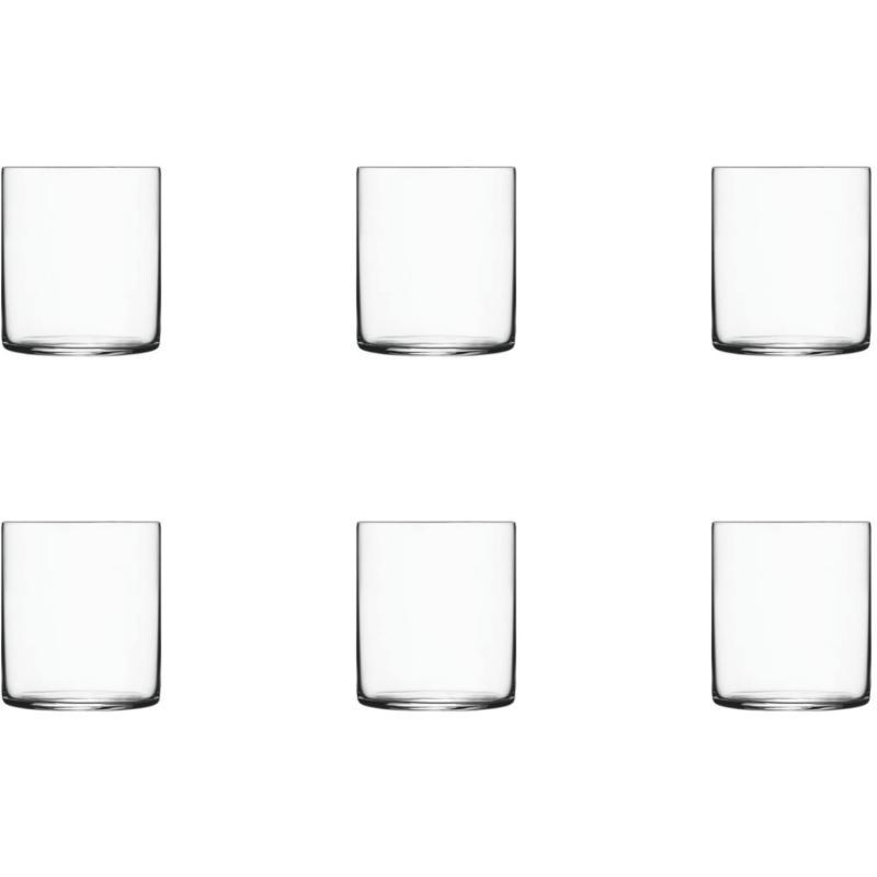 Luigi Bormioli whiskys pohár, 35 cl, 6 db, 198222