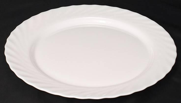 Luminarc, Arcoroc Opál lapos tányér, kerek, 31 cm, 500008