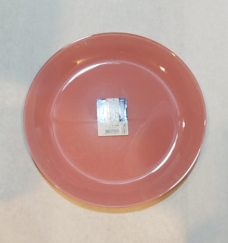 Luminarc Arty desszert tányér 20,5 cm, Blush (rózsaszín), N4464