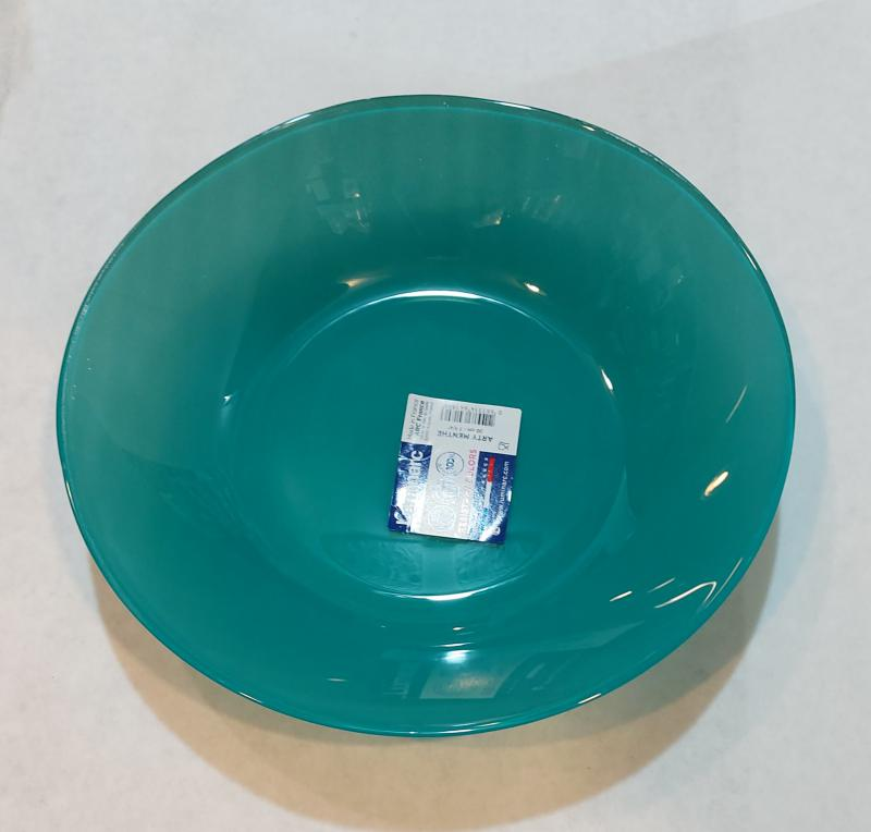 Luminarc Arty mély tányér 20 cm, Menthe (mentazöld), N4173