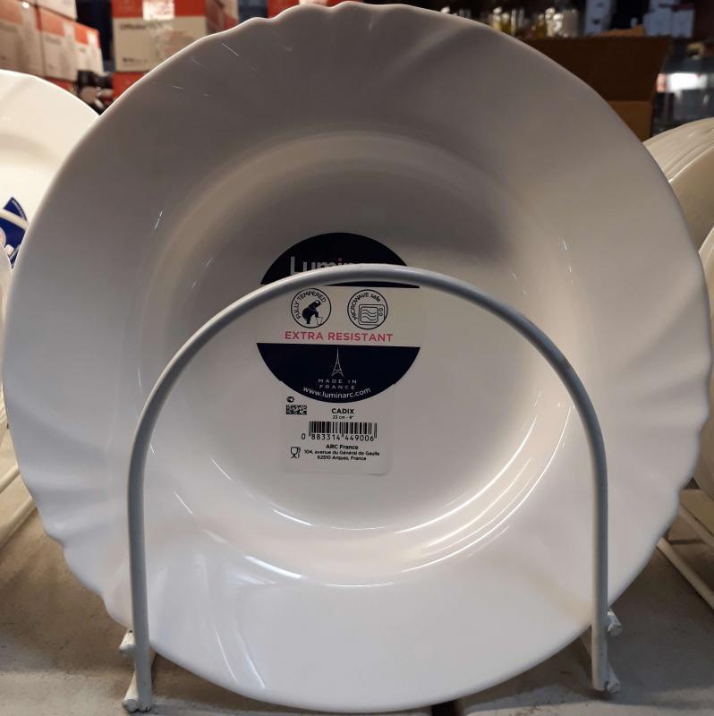 Luminarc Cadix EXTRA mélytányér 23 cm, 500341