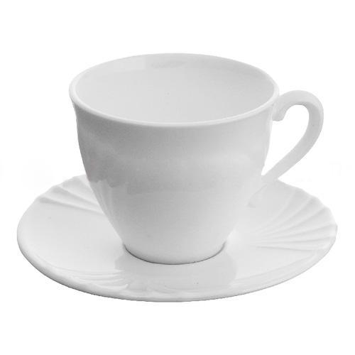Luminarc Cadix teás készlet, 6+6 db, 22 cl, 500422