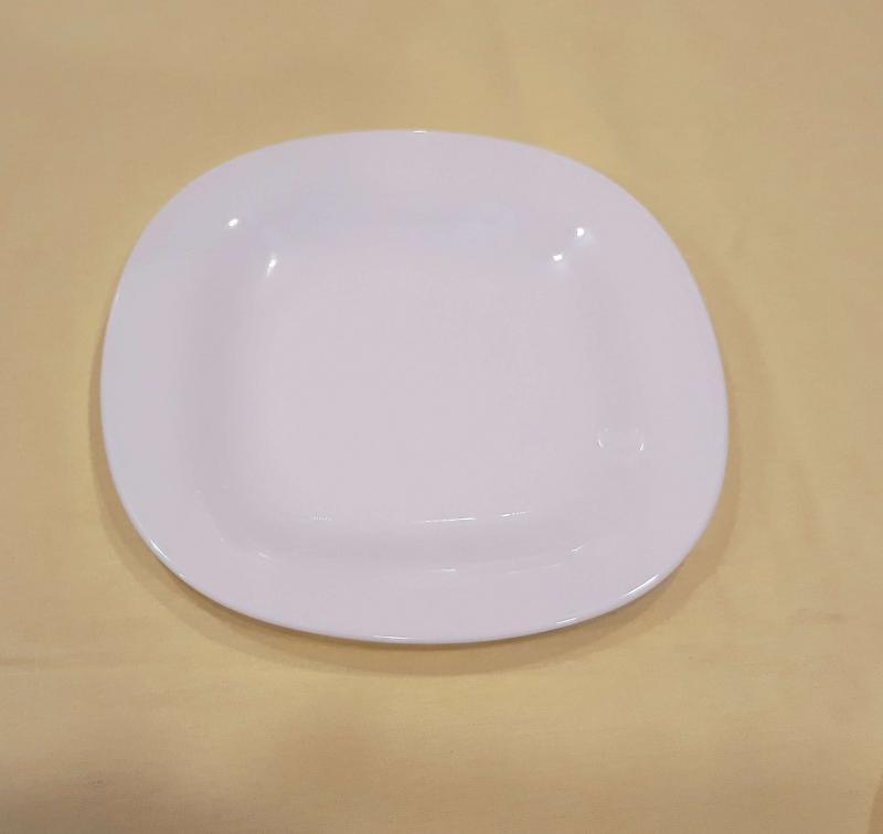 LUMINARC CARINE fehér desszert tányér 19 cm, 1db