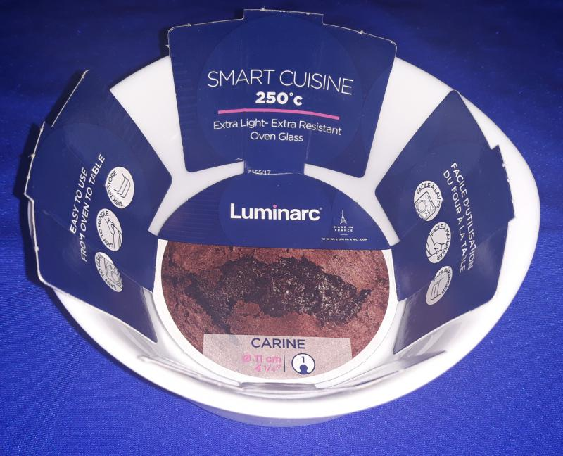 Luminarc Cuisine souffle tálka, 11 cm, 501992