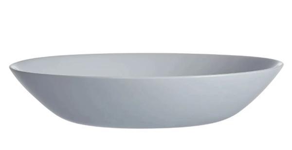 Luminarc Diwali Granit (szürke) mély tányér, 20 cm, 1 db