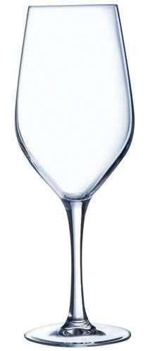 LUMINARC HERMITAGE (új néven MINERAL) talpas pohár, fehérboros, 27 cl, 6 db