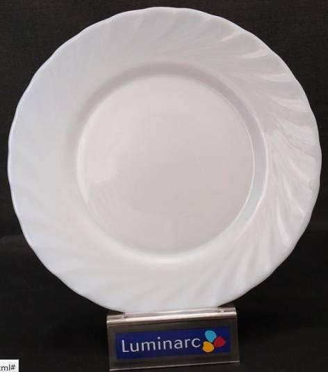 Luminarc Opál lapos tányér, 24,5 cm, 500004
