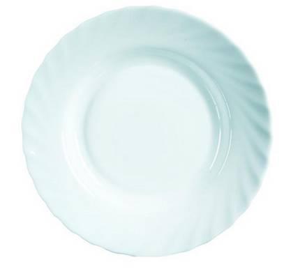 Luminarc Opál mély tányér, 22,5 cm, 500002