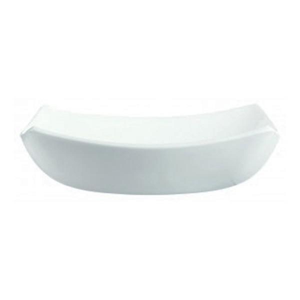 Luminarc Quadrato fehér mély tányér, 20 cm, 502987