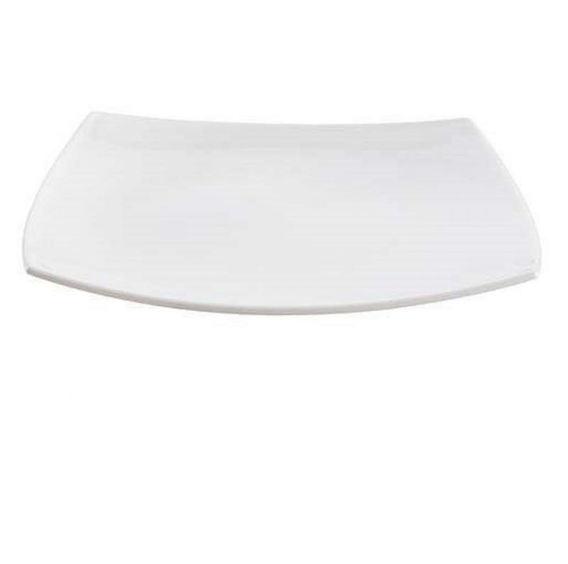 Luminarc Quadrato fehér sültes tál, 35 cm, 502087