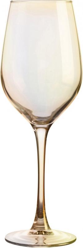 Luminarc Shiny Gold talpas boros pohár, 35 cl, 4 db, 503059
