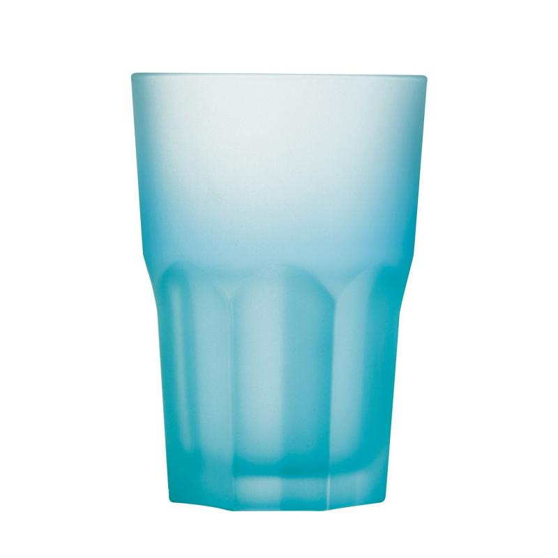 Luminarc Techno Colors üdítős pohár, Pool ( világoskék), 40 cl, 500238