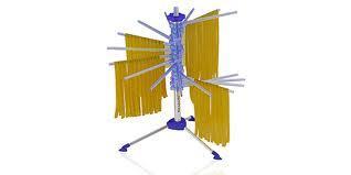 Marcato TACAPASTA BLUE, kék színű tésztaszárító, 128010