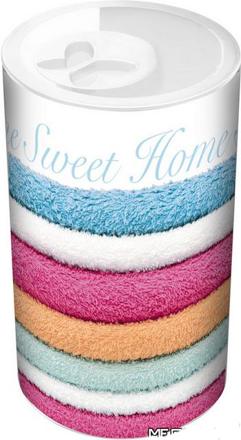 MELICONI Home Sweet Home szennyesruhatartó+ruhazsák, 50 liter,