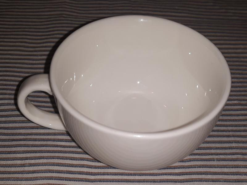 Moderne Moon porcelán csésze, 80 ml