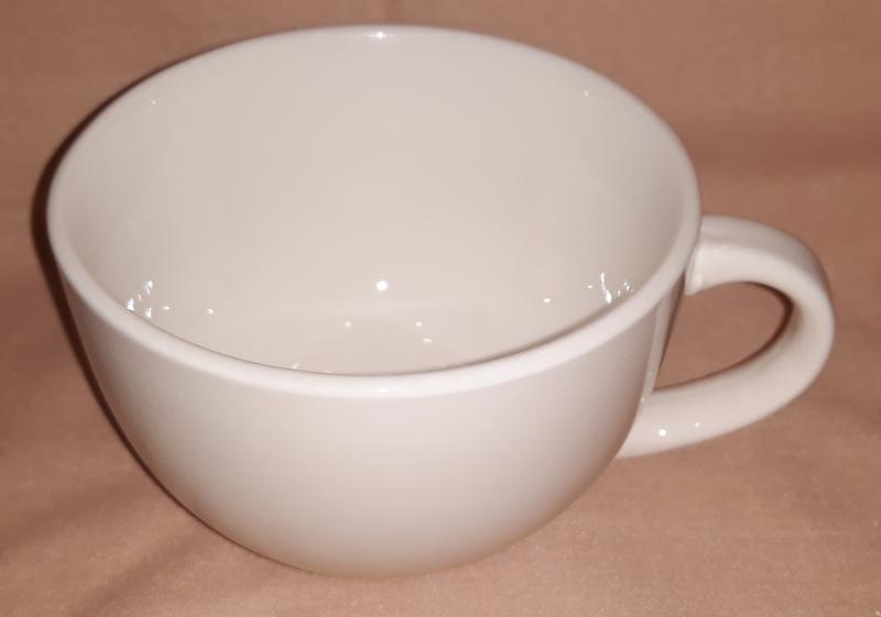 Moderne Moon porcelán teás csésze, 350 ml, JXC344-02