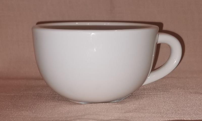 Moderne Moon porcelén csésze, 240 ml, JXC344-01