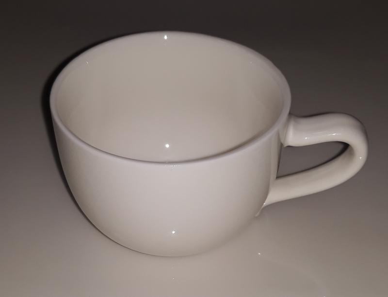 Moderne Town porcelán csésze, 12 cl, 1 db, 245021