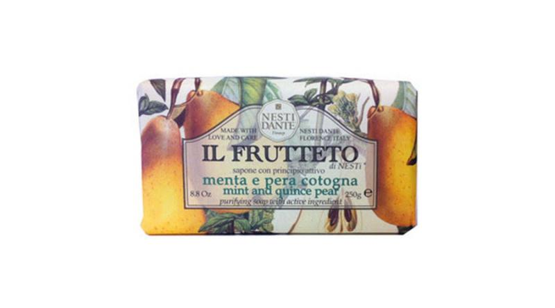 N.D.Il Frutteto, mint and quince pear szappan 250g