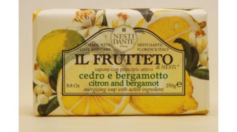 N.D.IL Frutteto,citron and bergamot szappan 250g