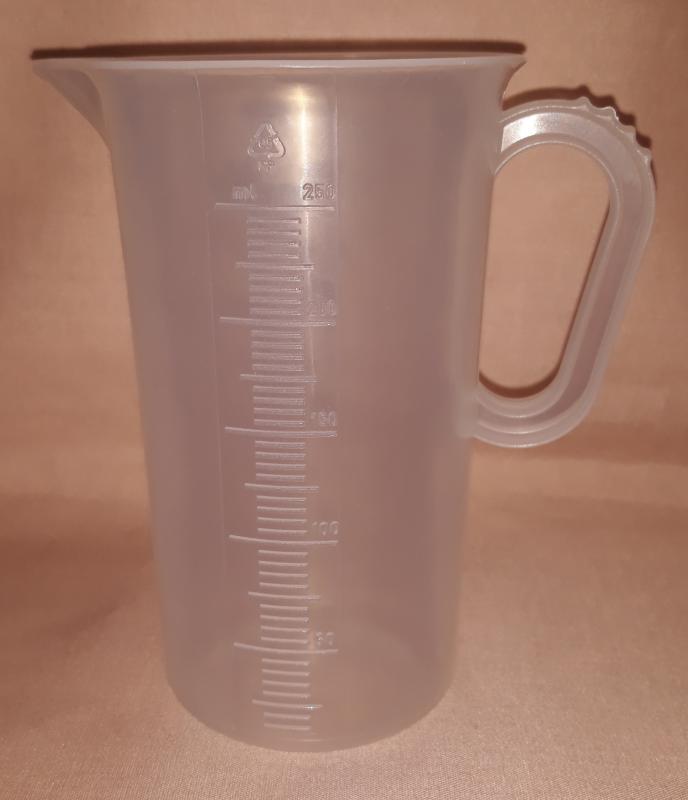 Paderno mérő kancsó, 0,25 liter, 197581