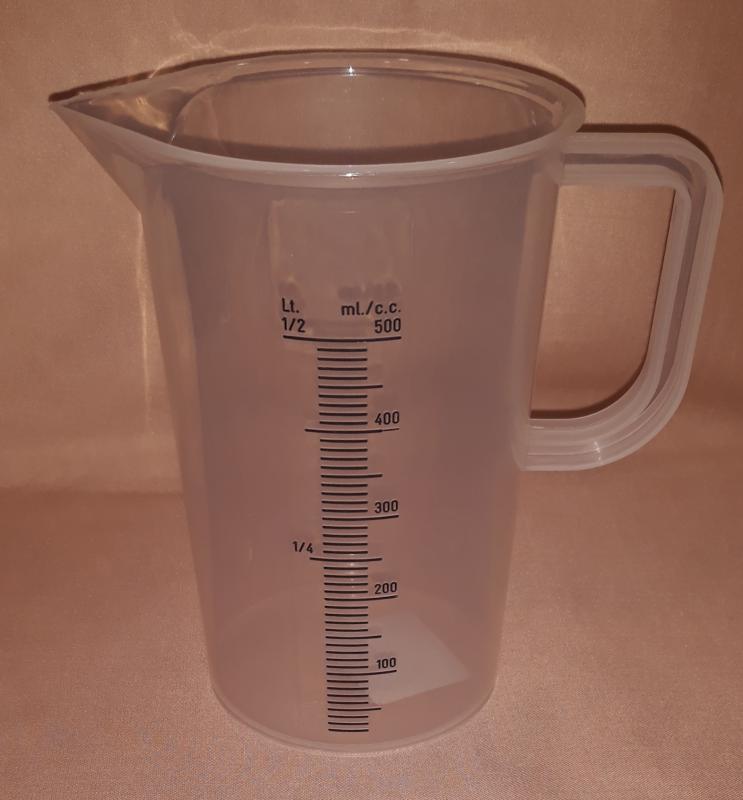 Paderno mérő kancsó, 0,5 liter, 197582