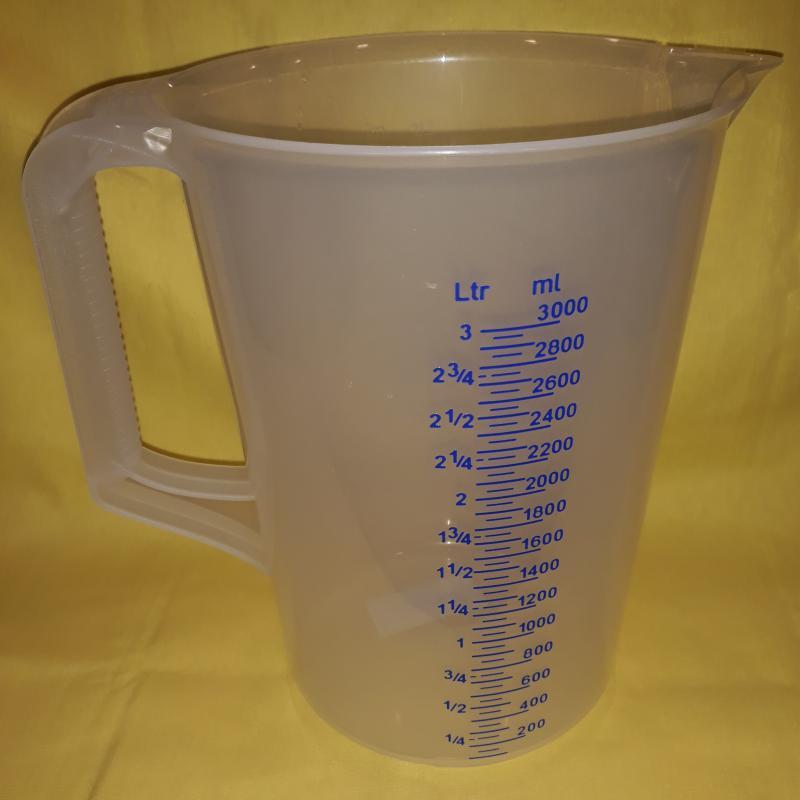Paderno mérő kancsó, 3 liter, 197118