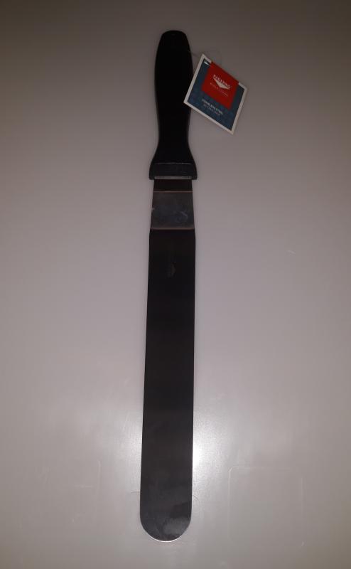 Paderno rozsdamentes hajlított spatula, 26 cm, 18518-26
