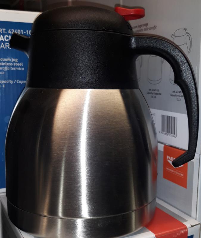 Paderno rozsdamentes termosz kancsó, 1 liter, 42401-10