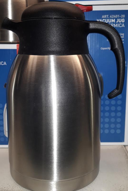 Paderno rozsdamentes termosz kancsó, 2 liter, 42401-20
