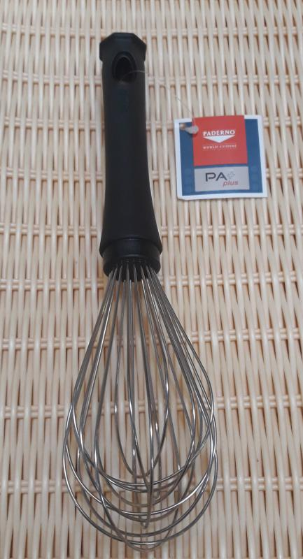 Paderno szálas habverő, 25 cm, 11 sodrony, 12929-25