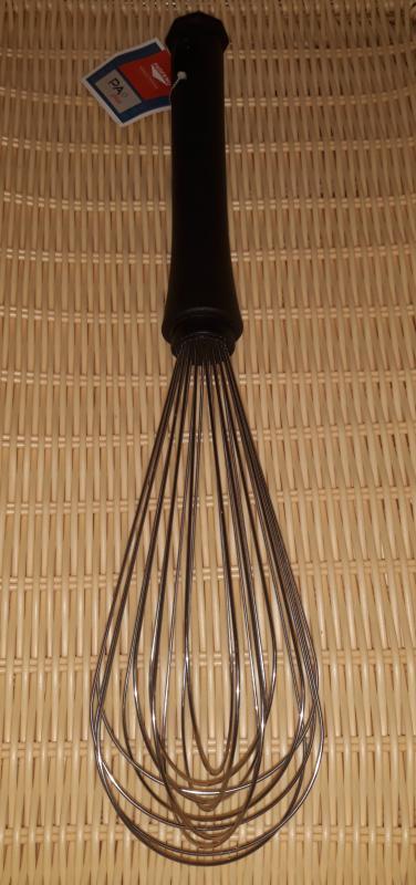 Paderno szálas habverő, 40 cm, 11 sodronyos, 12929-40