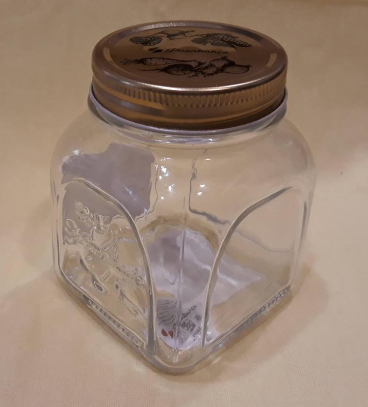 Pasabahce 0,5 literes befőttes üveg tetővel, 1db, 74853