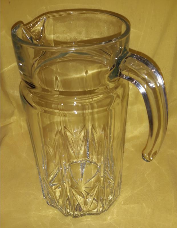 Pasabahce Karat üveg kancsó, 1,5 liter, 64338