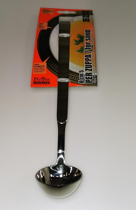 Pintinox Astra rozsdamentes szószos kanál, 5 cm, 144773