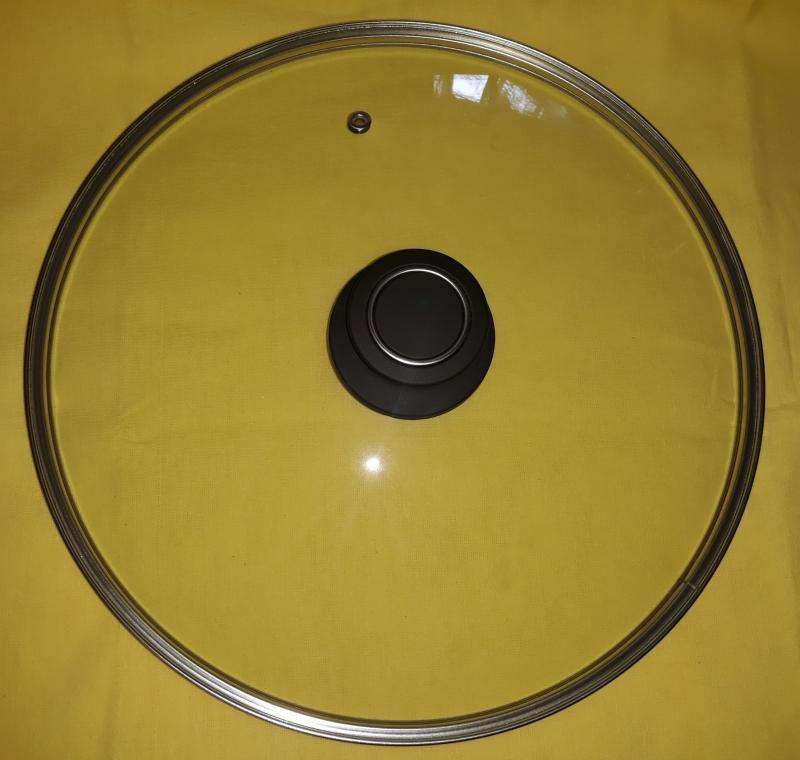 Pintinox üvegfedő, 30 cm, 144003