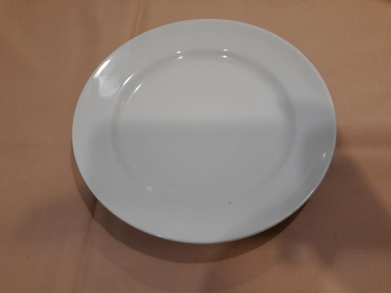 Porcelán desszertes tányér, 19 cm, 365009