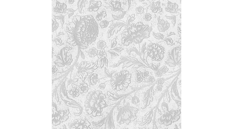 PPD.C1333105 George V.embossed pearl dombornyomott papírszalvéta 33x33cm,15db-os