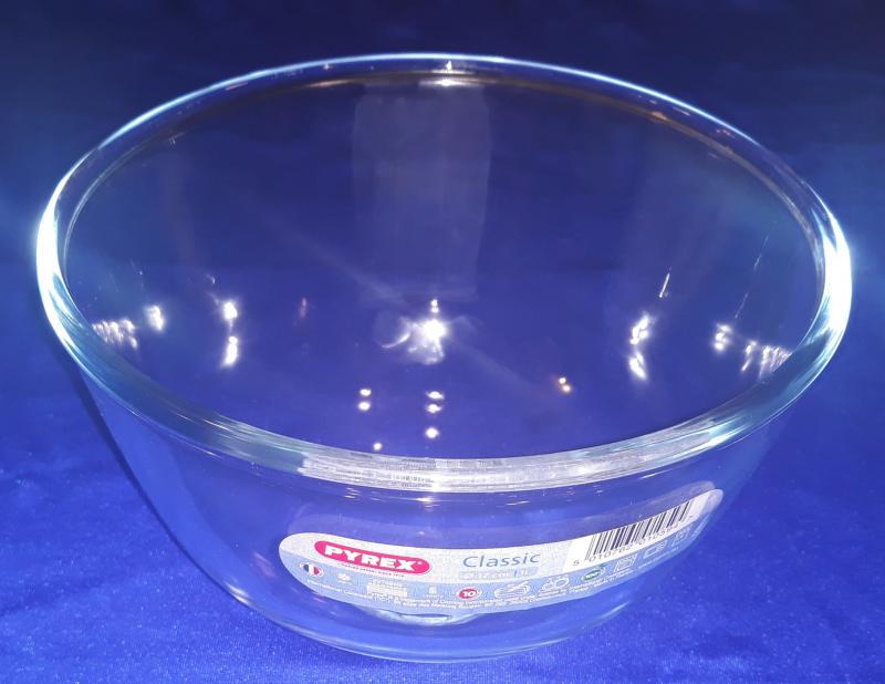 PYREX keverőtál, 1 liter, 17 cm, 203006