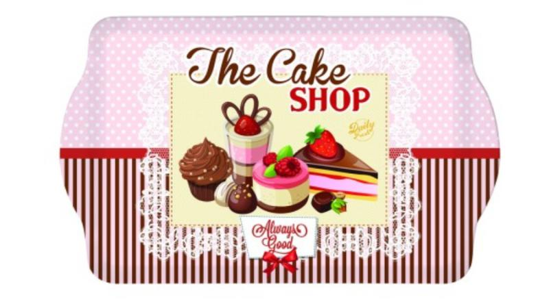 R2S 531CASH Melamine tálca 33x22cm, The Cake Shop