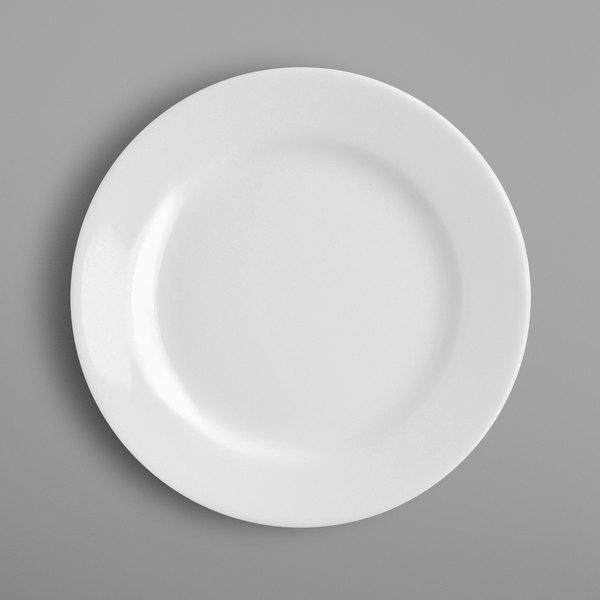 RAK Banquet porcelán couver ( zsemle tányér), 17 cm, 429005