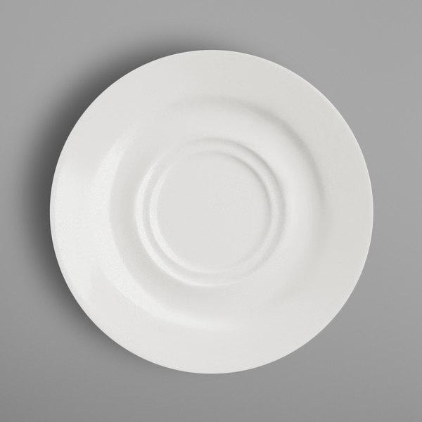 RAK Banquet porcelán csészealj, 17 cm, BAST01