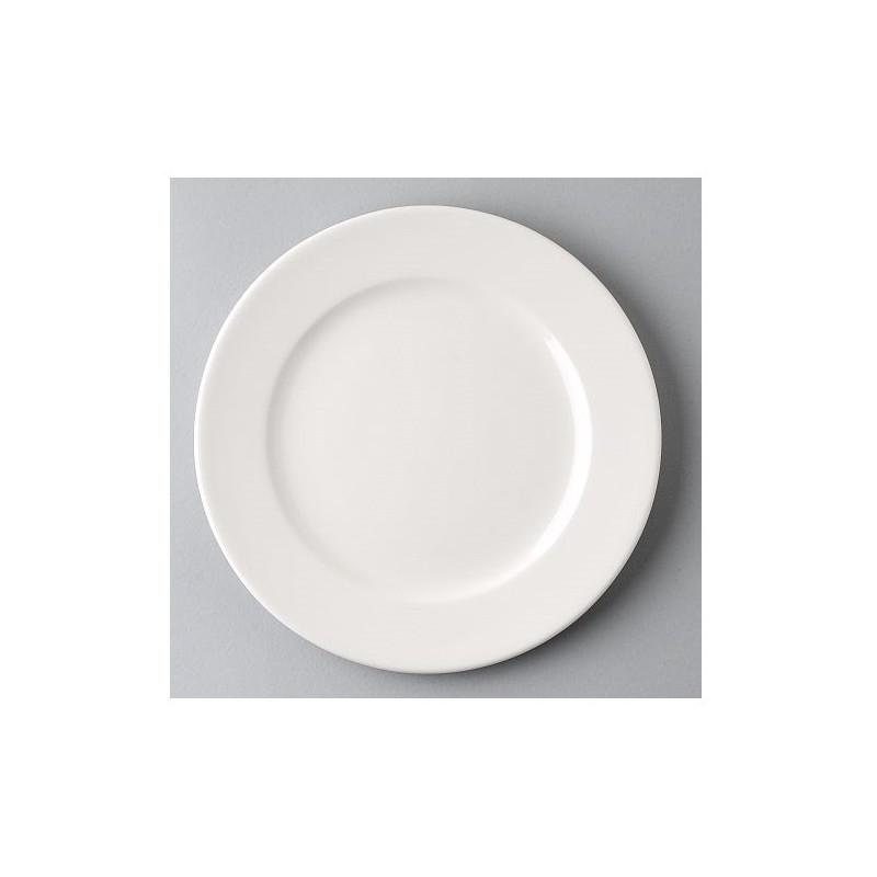 RAK Banquet porcelán desszert tányér, 21 cm, BAFP21, 429006