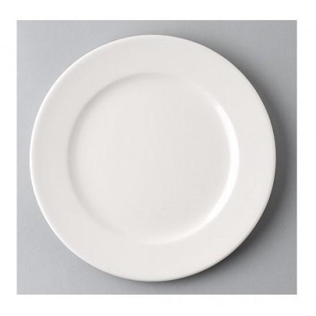 RAK Banquet porcelán kerek tányér, 30 cm, BAFP30