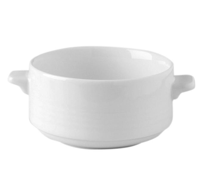 RAK Banquet porcelán leveses füles csésze, 30 cl, BACS02, 429180
