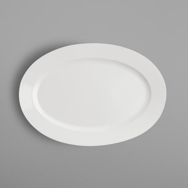 RAK Banquet porcelán ovális tál, 38 cm, BAOP38