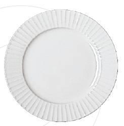 RAK Metropolis porcelán tányér, lapos, 27 cm, 429113