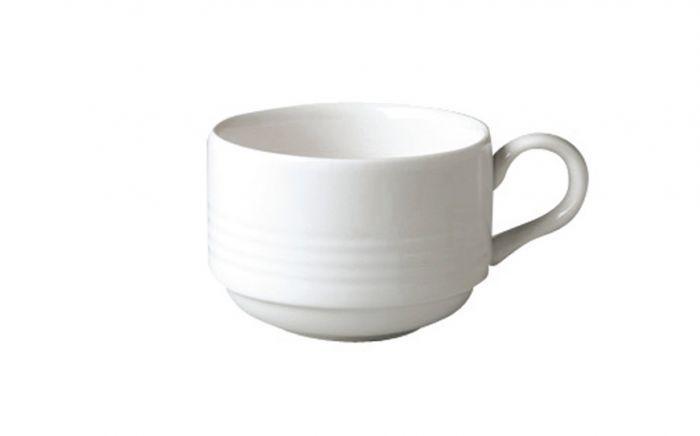 RAK Rondo porcelán csésze, 23 cl, 429108