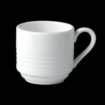 RAK Rondo porcelán csésze, 9 cl, 429109